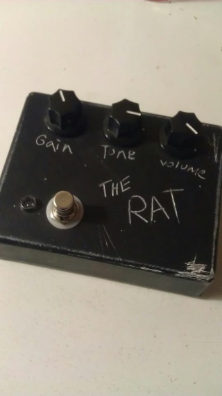 RAT clone - Will Sledge FX The last Adam Rat11
