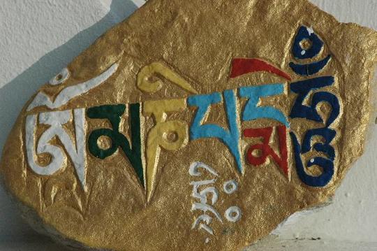 Marche du Dalaï Lama/Lhassa s'enflamme, Pékin l'étouffe Mantra10