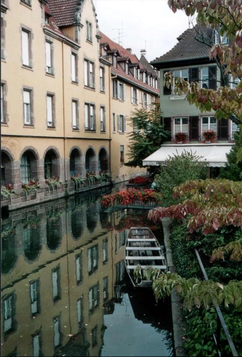 Alsace Colmar Rikewihr Canal212