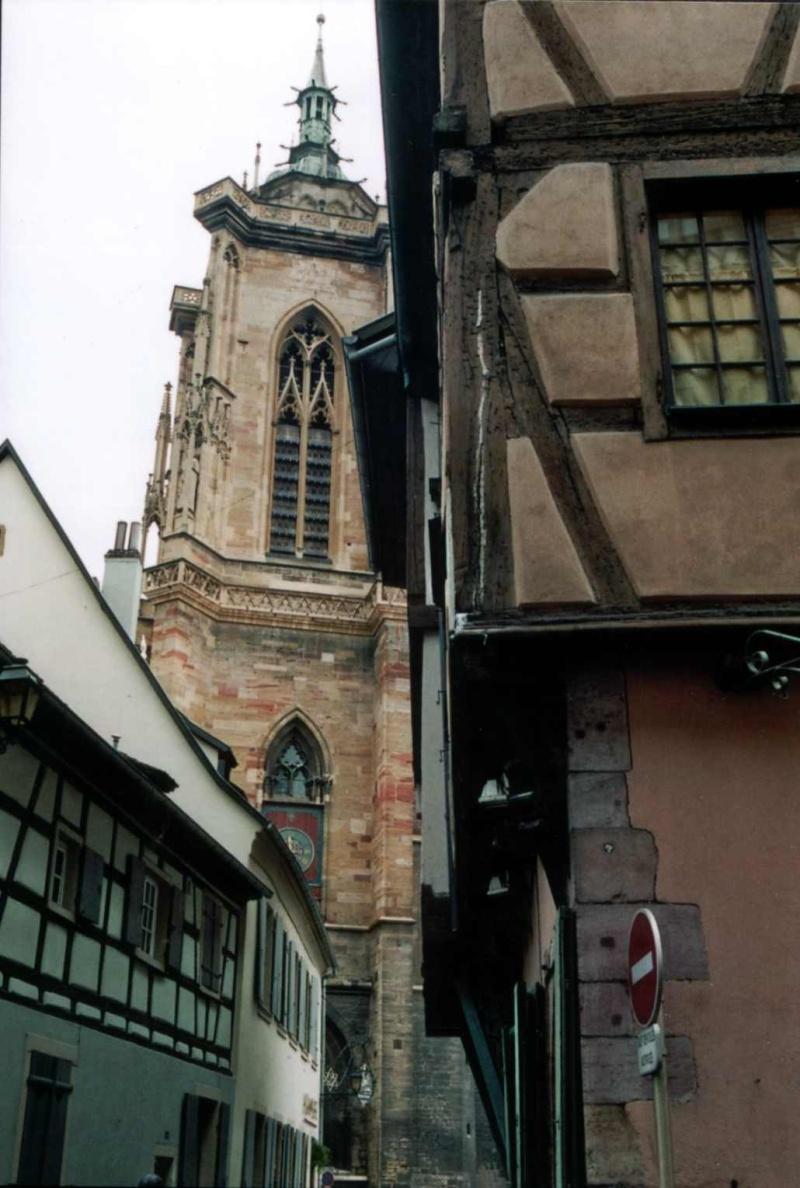 Alsace Colmar Rikewihr Eglise12