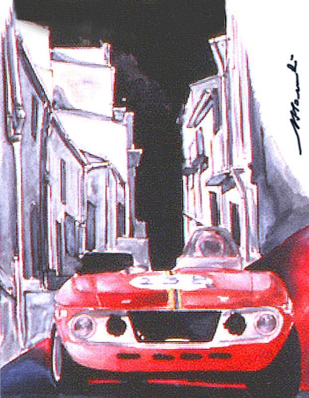 Galleria d'arte Lancia Fulvia Fulvia16