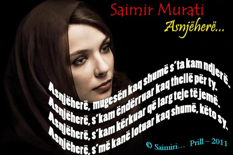 Foto-Poezi...  (© Saimiri.) Asnjeh10