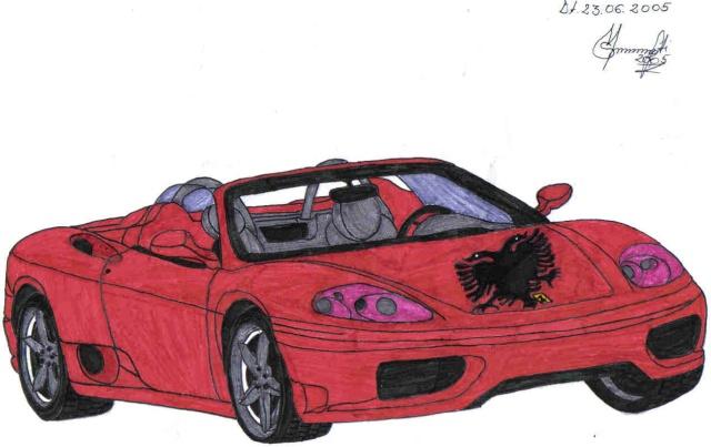 Piktura të vizatuara nga unë... - Faqe 2 Ferrar10