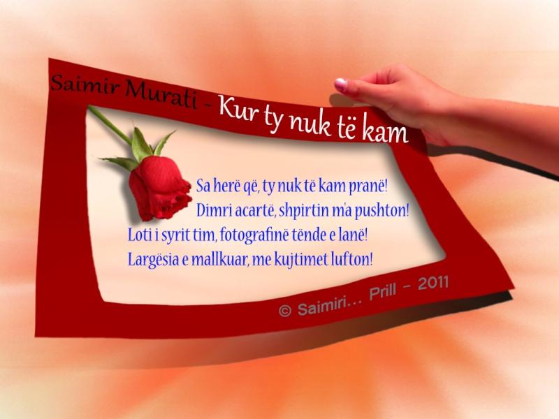 Foto-Poezi...  (© Saimiri.) Kur_ty10