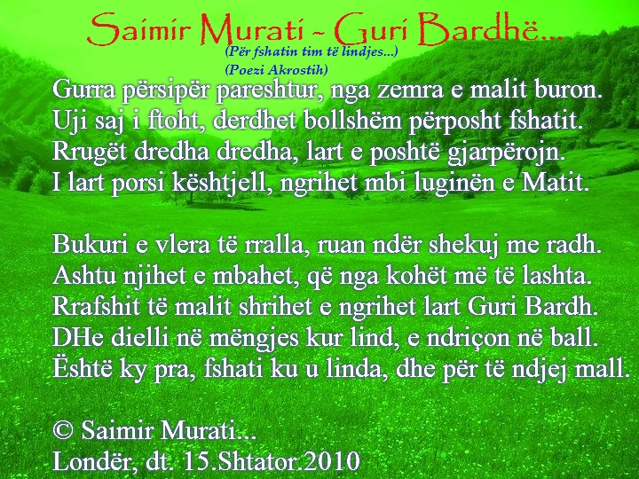 Foto-Poezi...  (© Saimiri.) Saimir10