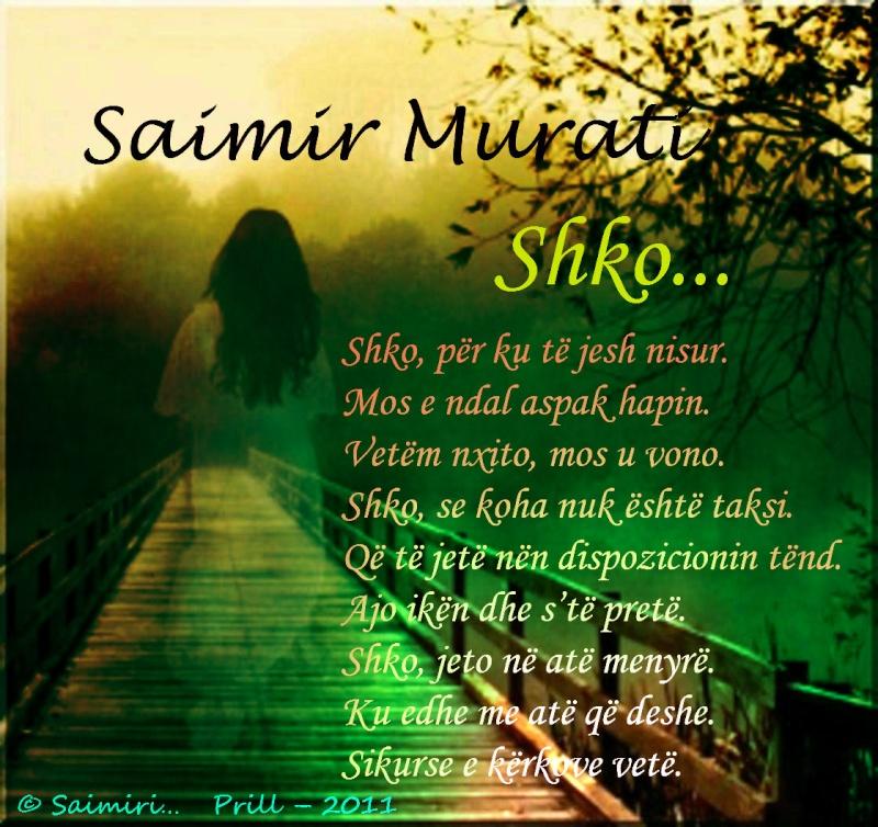 Foto-Poezi...  (© Saimiri.) Shko_10