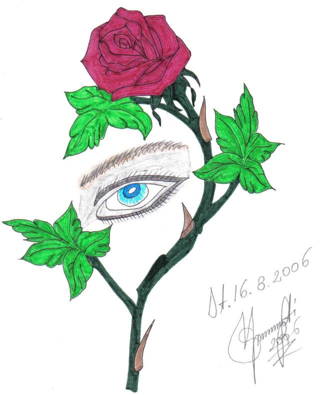 Piktura të vizatuara nga unë... Trenda10