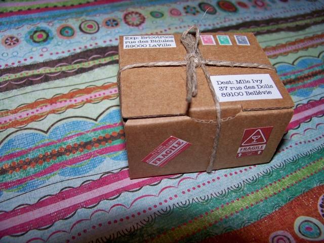 Du courrier miniature ! 100_4411