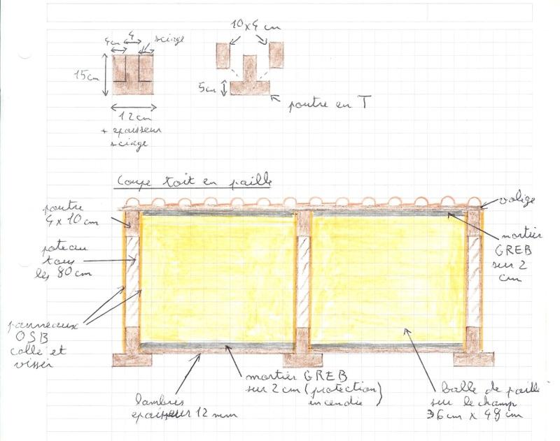 charpente en IPN bois - Page 2 Toit_e10