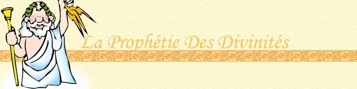 La Prophétie des Divinités