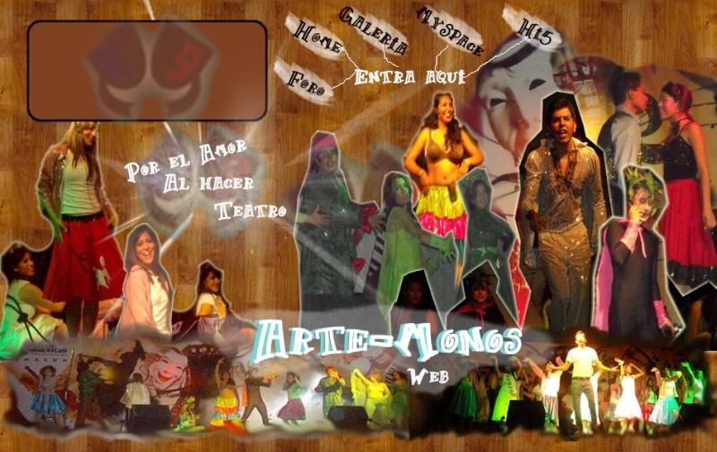"""La Nueva Imagen de """"Arte-Monos Web"""" Layout11"""