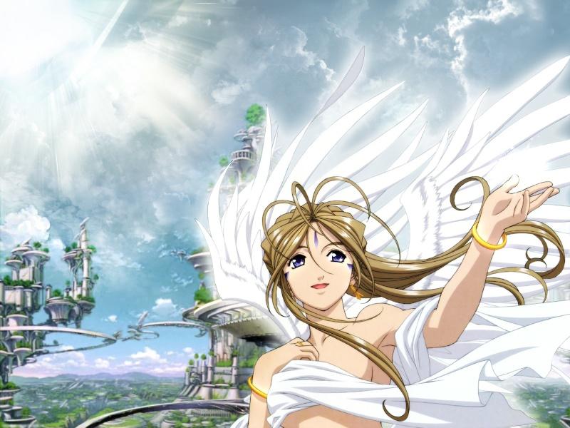 Imagenes de Ah! My Goddess. Bellda10