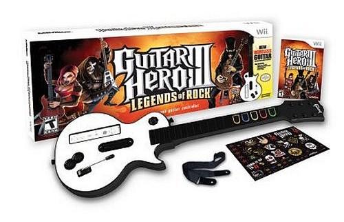 Guitar Hero III Guitar10
