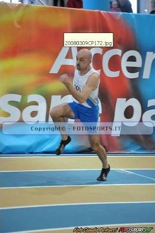 Campionati Italiani Indoor Master - Ancona 7-8-9 marzo Gino210