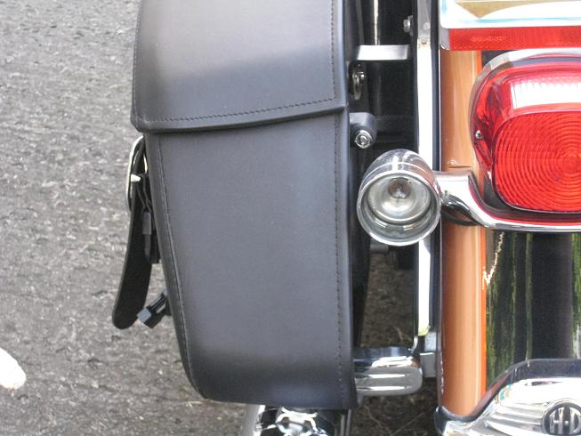 Système Fermeture à clef de sacoches discret pour RK Verrou10