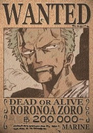 One Piece Times N°1!! Zoro-w11