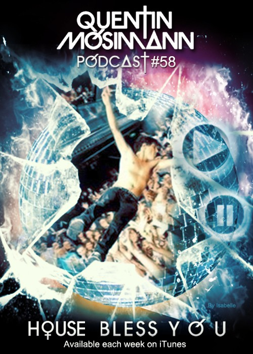 """Podcast """"House Bless You"""" #58 Affich14"""