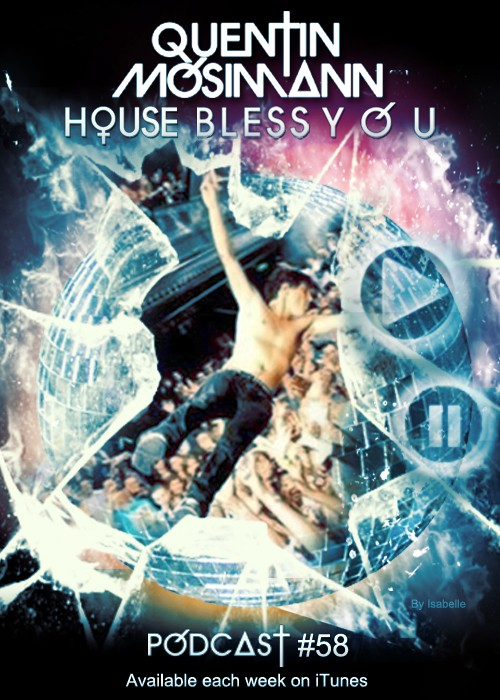 """Podcast """"House Bless You"""" #58 Affich15"""