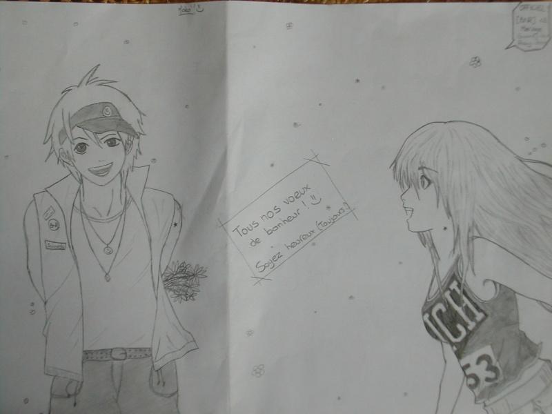 Moko' dessins ^^ - Page 2 Mariag10