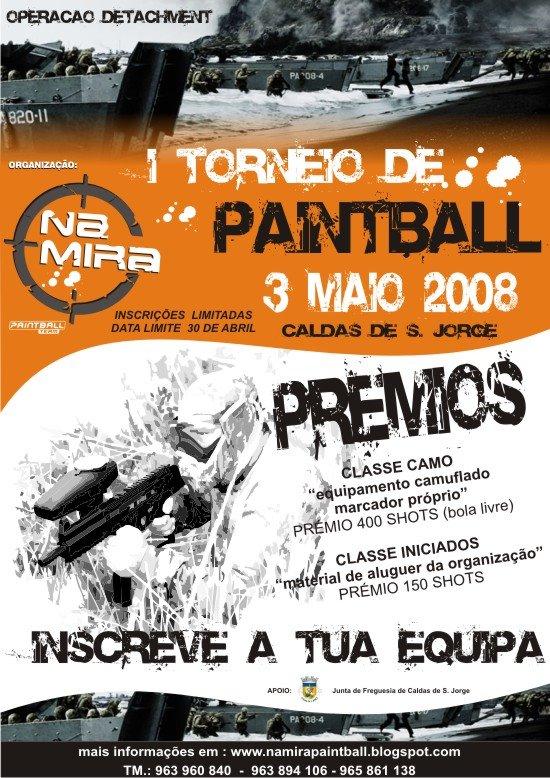 1º TORNEIO PAINTBALL - NAMIRA Panfle10