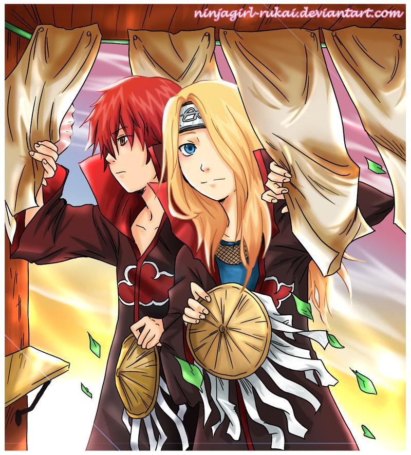 Qual a melhor dupla da Akatsuki? Sasode10