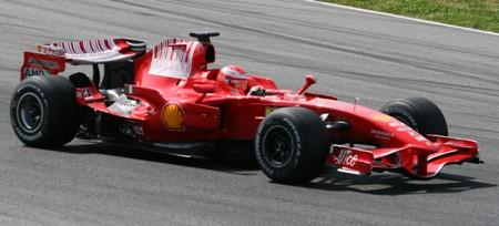 Formula 1 Ferrar10