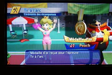 WII Mario & Sonic aux JO Peach10
