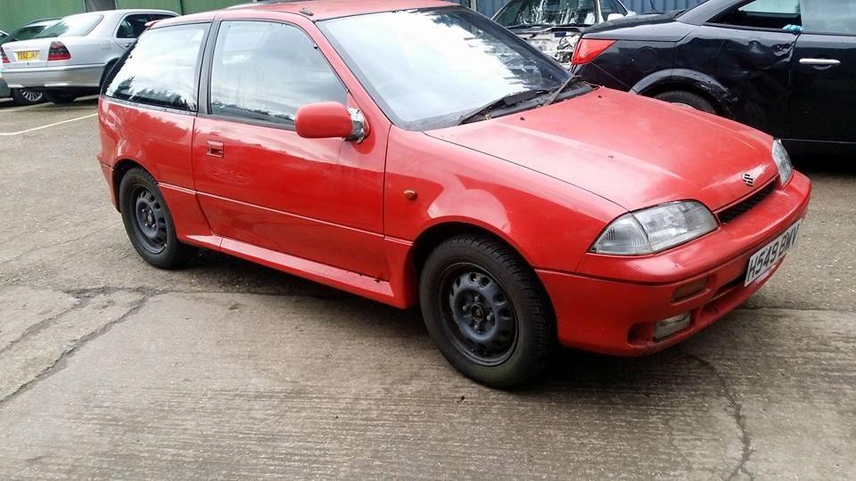 My redGTi restoration  11234910