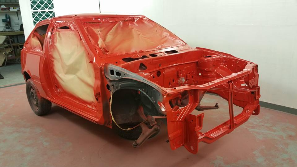 My redGTi restoration  13680610