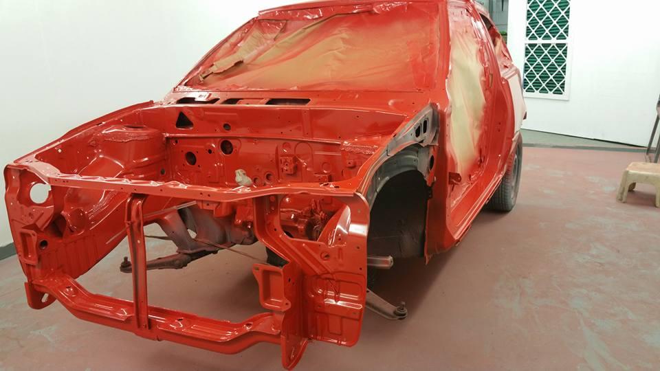 My redGTi restoration  13728910