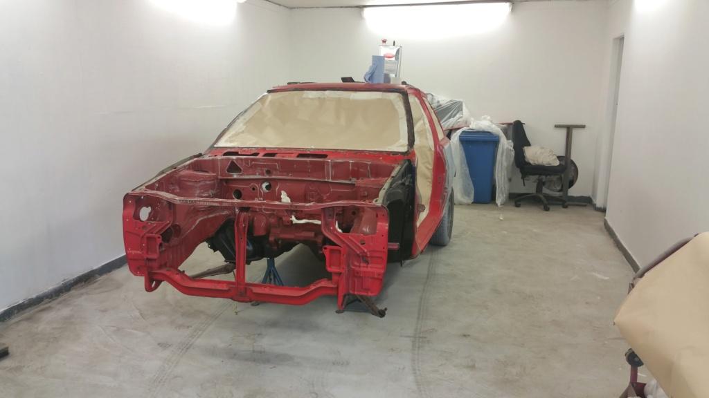 My redGTi restoration  20160711