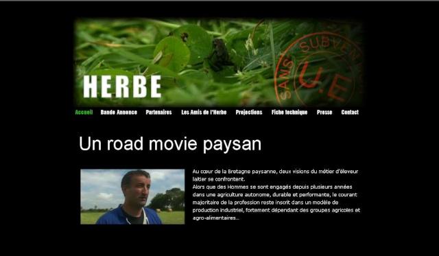 """HERBE"" Un road movie paysan Herbe11"