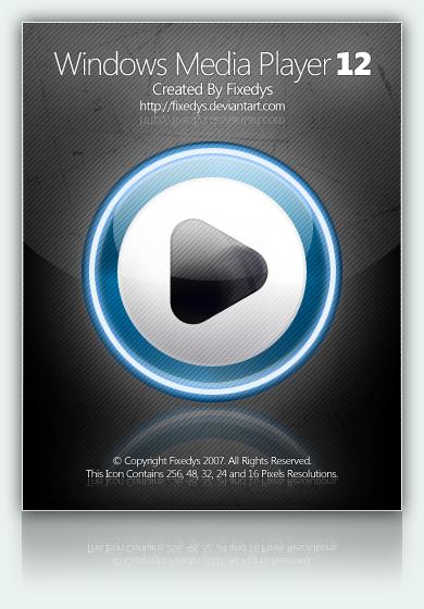 Windows Media Player 12 13630610