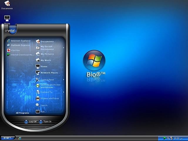 Windows Crystal XP 2008 +TÜRKÇE Yamasıyla birlikte 33jgs210