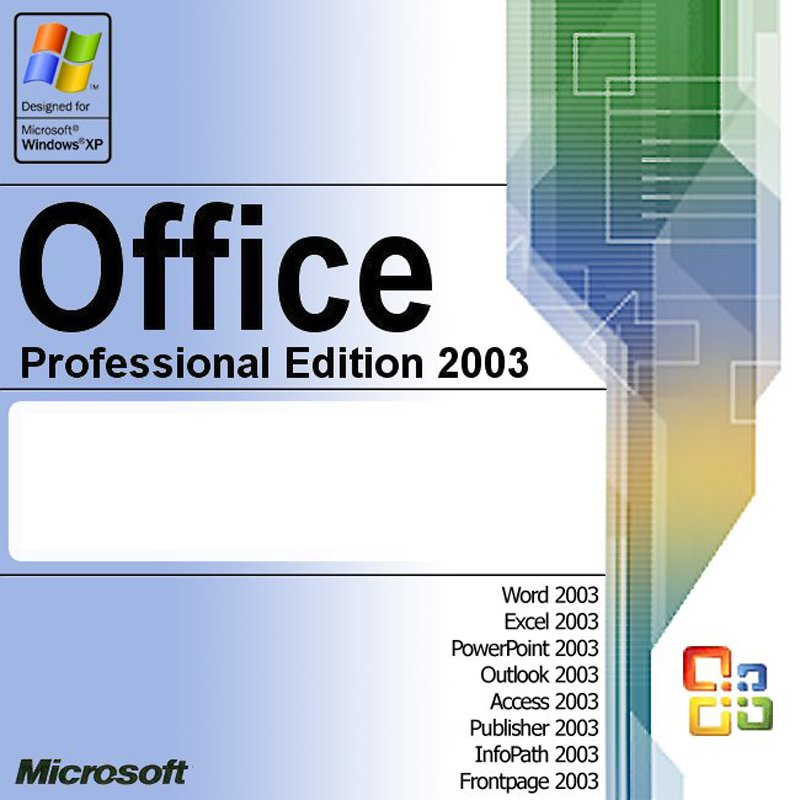 Microsoft Office 2003 full 4m17fi10