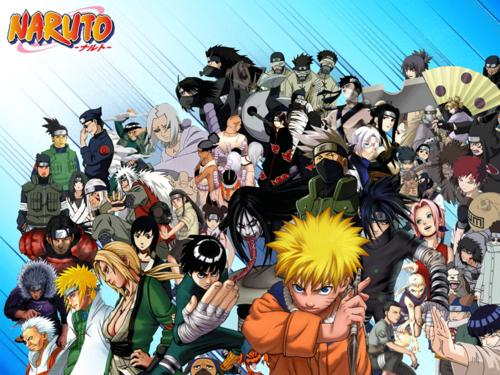Naruto Revelacion de Shinobis