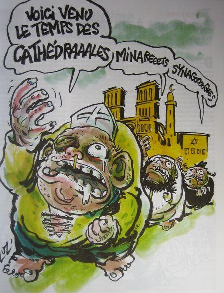 le topics des caricatures (attention ça peut choquer!) Charli12