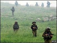 (المناورات الإسرائيلية) حرب اشتعلت فهل يتحرك العرب ؟؟! _4301510