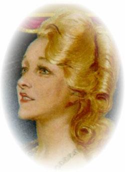 Margaret Burke Sheridan 1888-1958  Admirable Goddess Margar10