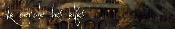 Le cercle des elfes
