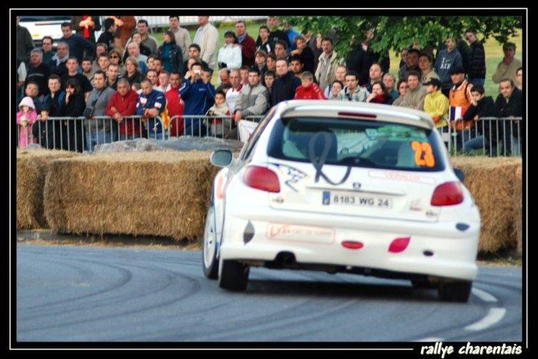 Bertrand GUILLON - PEUGEOT 206 Super 1600 - A6 Edp_gu15