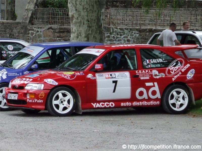 Pierre Alexandre GAUVIN / Jean Michel GAUVIN - FORD Escort Cosworth FN4 Jfc-st21