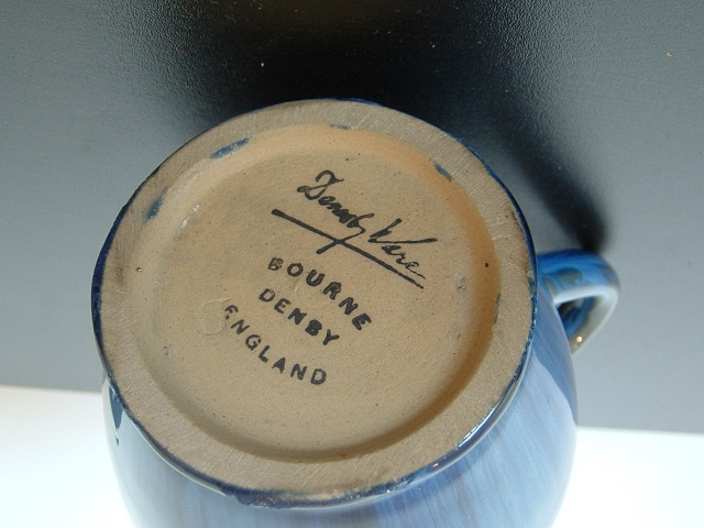 """Denby Pottery """"Danesby Ware"""" ranges 03311"""