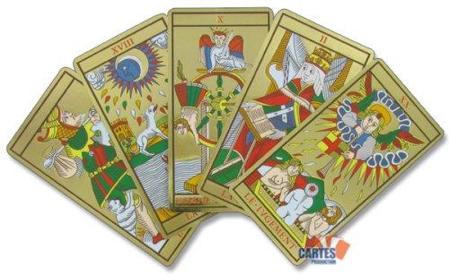 Le Livre d'Or du Tarot de Marseille 51xzkb10
