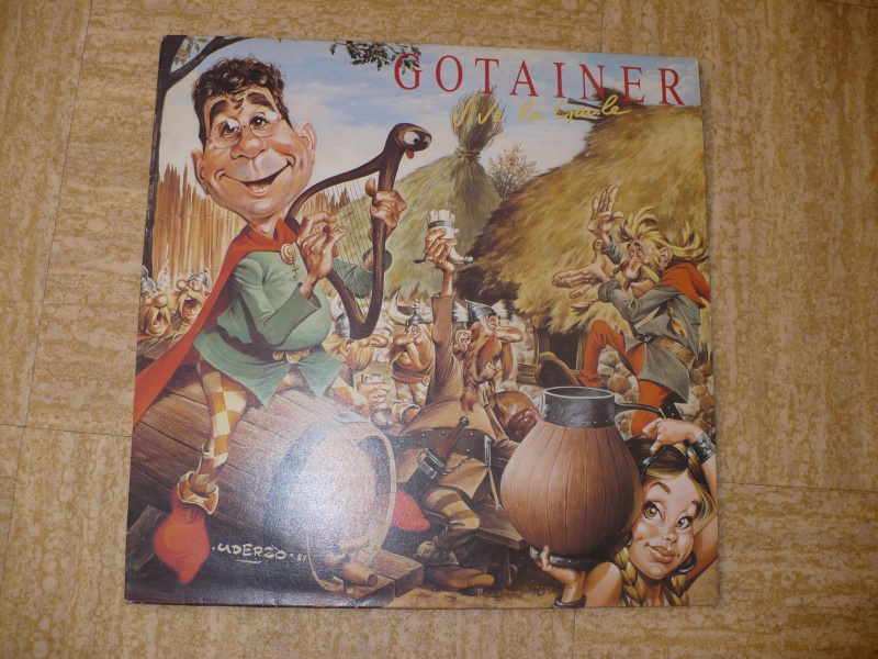 disques asterix 33 et 45 Tours 00296