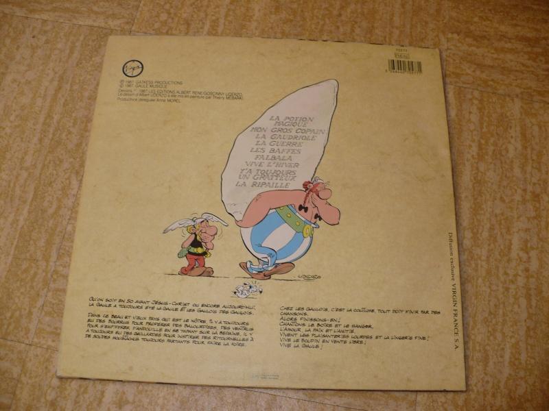 disques asterix 33 et 45 Tours 00388