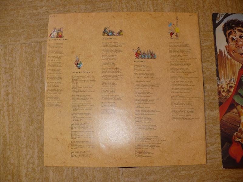 disques asterix 33 et 45 Tours 00475