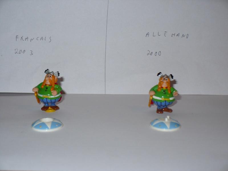 Astérix kinder 2003 02512