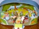 Astérix et la para BD 05610