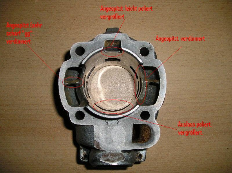 zylinder porten 610